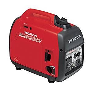 Honda EU2000I 2000 Watt Portable Generator with Inverter