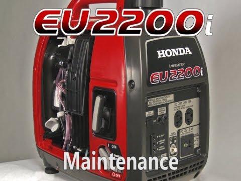 Eu2200i generator